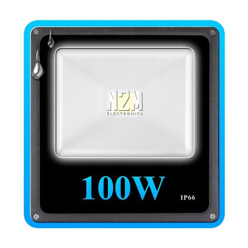 reflector led blanco 100w bajo consumo exterior oferta!