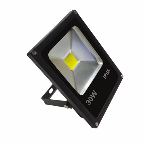 reflector led blanco 30w bajo consumo alta potencia exterior