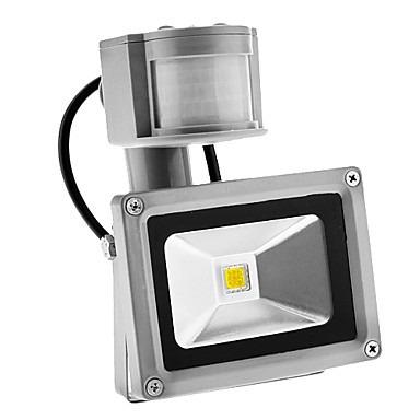 reflector led con sensor de movimiento