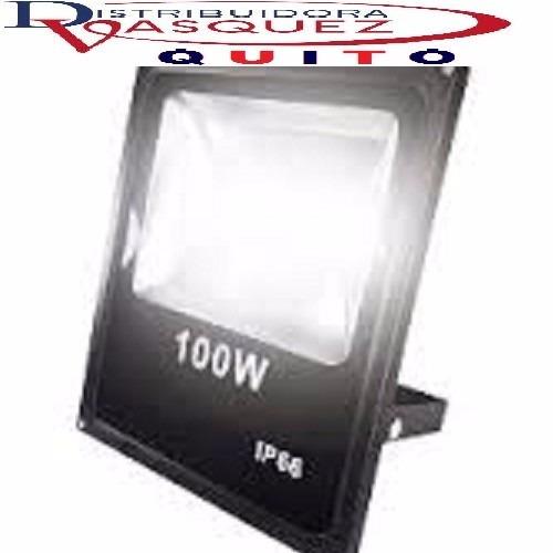 reflector led de 100w alta potencia y bajo consumo electrico