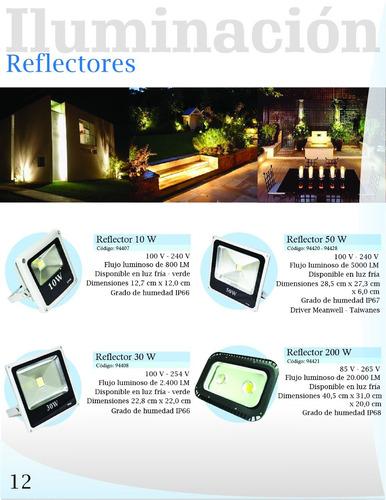 reflector led de 10w