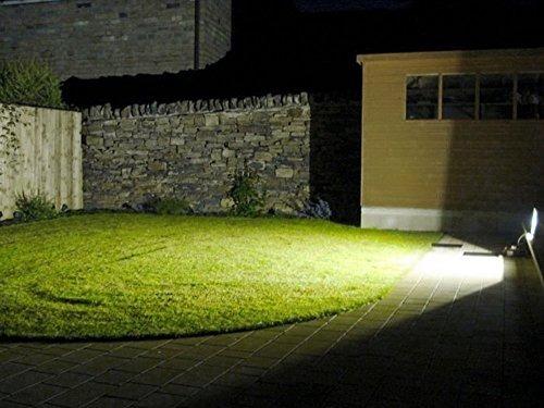 reflector led exterior 10w 20w 30w 50w 100w 200w blanco