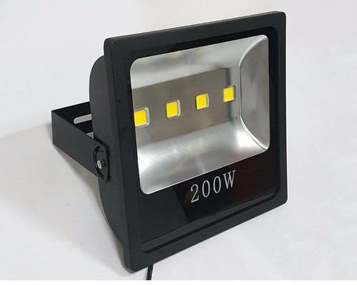 reflector led / luminaria led 200w reflectores led