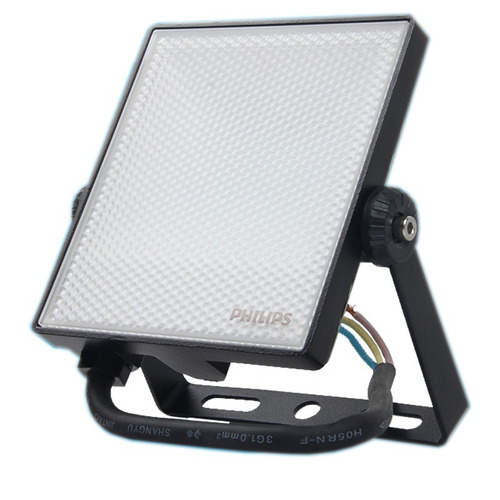 reflector led philips essential 50w = 400w exterior grande