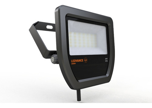 reflector led proyector exterior 30w luz fría ledvance