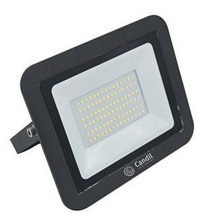 reflector led proyector exterior led 10w ip65 apto intemperie marca: candil luz neutra 4000k 750 lumenes