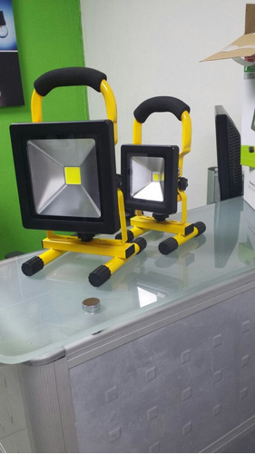 reflector led recargable