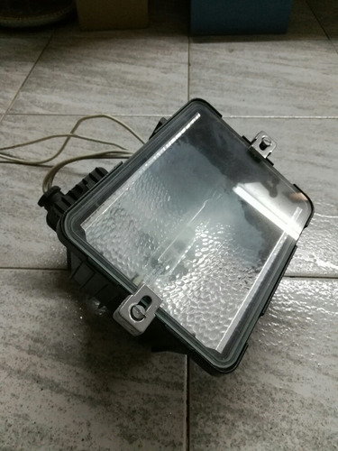 reflector mercurio halogenado 150 whatt