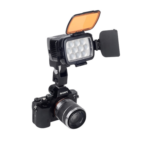 reflector profesional de luz led para video, potente, nuevo