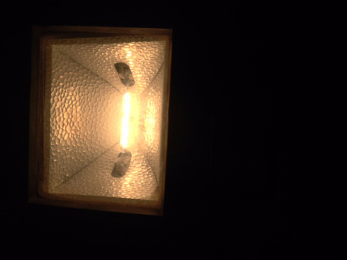 reflector proyector cuarzo 500w exterior intemperie farol