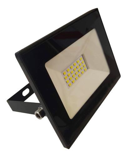 reflector proyector led 100w 6500k frio alta potencia full
