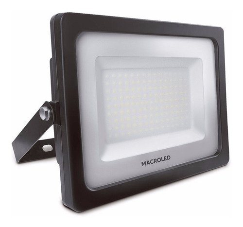 reflector proyector led 200w exterior cancha futbol 5 tenis