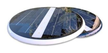 reflector solar pileta 36 led kushiro rspk + control remoto