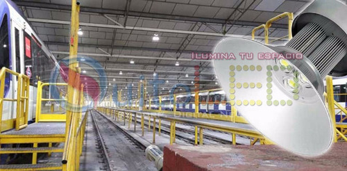reflector tipo campana led industrial de 150 watts -quitoled