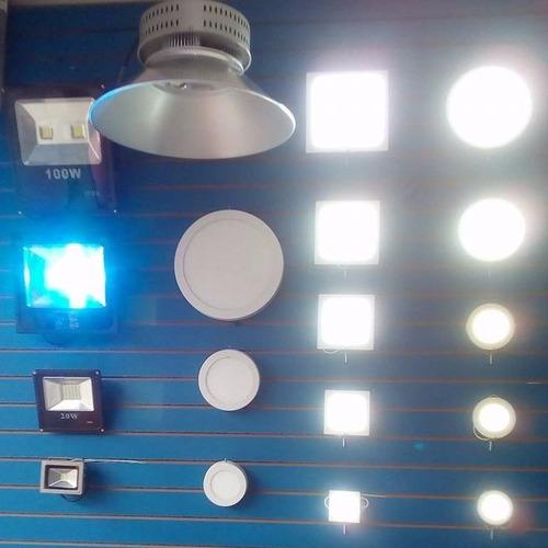 reflectores led 10, 20, 30, 50, 70, 100, 150 y 200 wattios