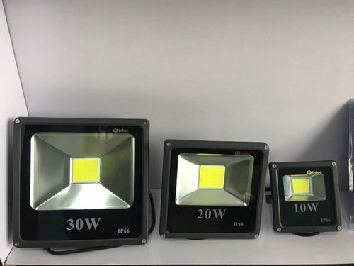 reflectores led de 10w a 400w para exterior
