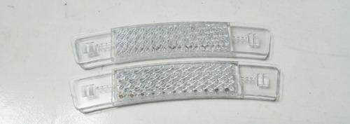 refletor de bike olho de gato m.frik ( kit 4 peças).