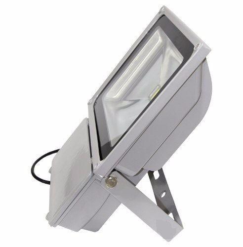 refletor de led 100w - holofote branco frio- ip65 bivolt