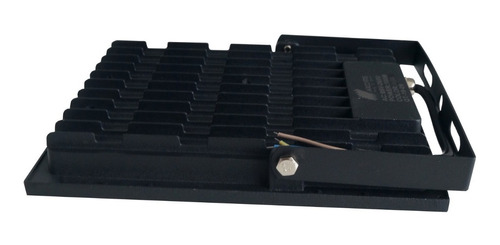 refletor holofote colorido 100w com controle bivolt ip66 ultra resistente prova d'água microled