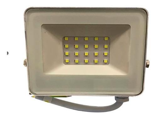 refletor holofote led 20w smd potência real blindado ip65