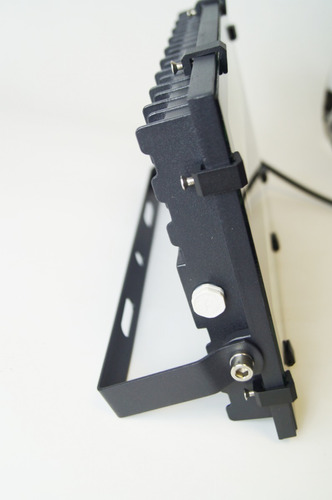 refletor led 200w rgb ip66 holofote á prova d'água colorido