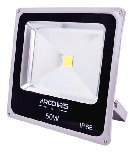 refletor led externo 50w holofote luminaria bf ip66 bivolt
