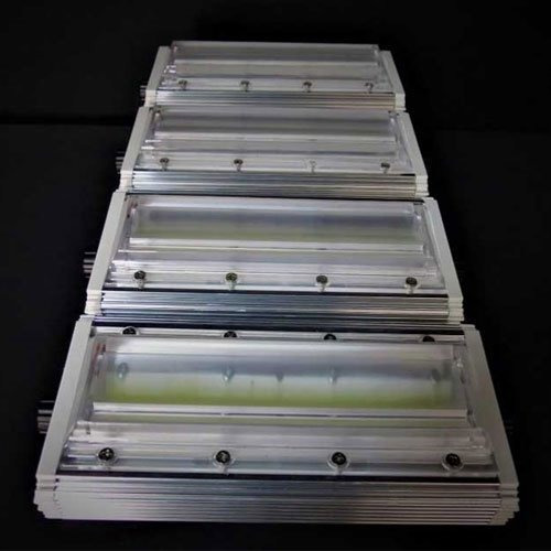 refletor led linear project-light lamp 200w branco frio