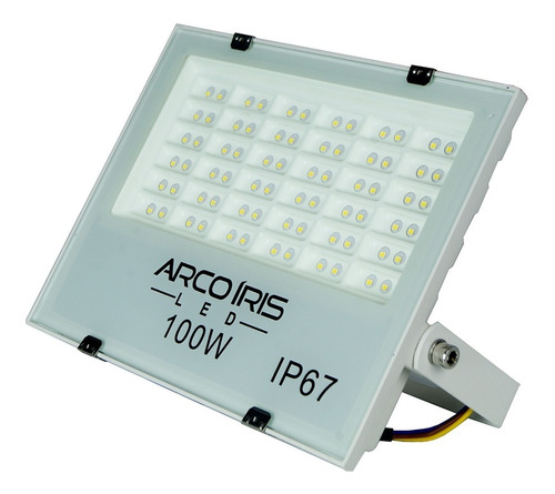 refletor led super micro led 100w ip67 bivolt lançamento