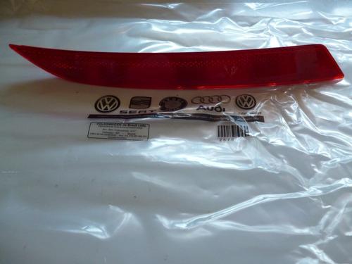 refletor parachoque traseiro gol g6 ld - original vw