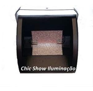 refletor set light de 500w p/ iluminação filmagem fotos dj