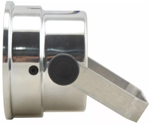 refletor tx pimbin par 36 led 3w de globo espelhado kit 18pç