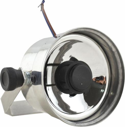 refletor tx pimbin par 36 led 3w para globo espelhado nf-e