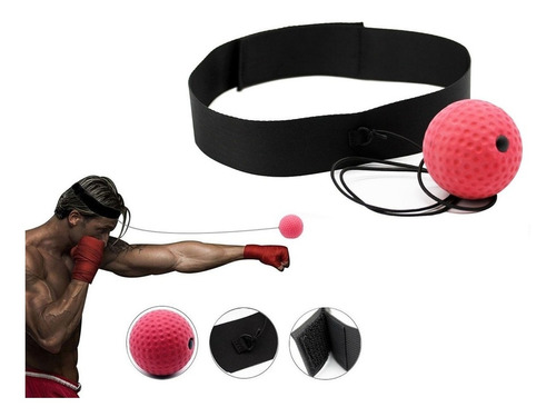 reflex ball pelota de reflejos (boxeo, mma, kickboxing, etc)