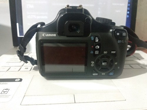 reflex canon camara