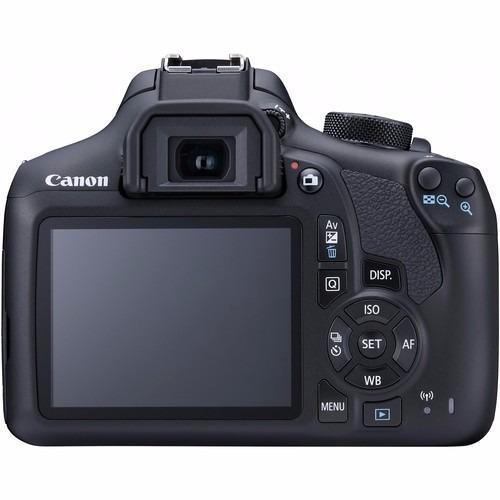 réflex canon cámara