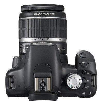 réflex digital canon cámara