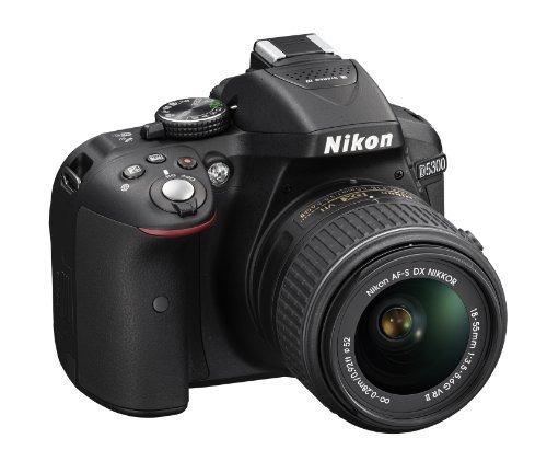 réflex digital nikon cámara