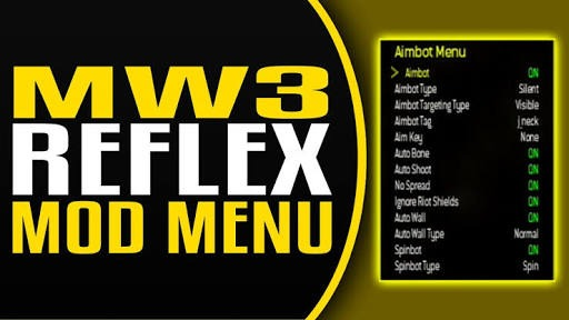 Reflex Enguine Mod Menu Mw3 Call Of Duty Mw3