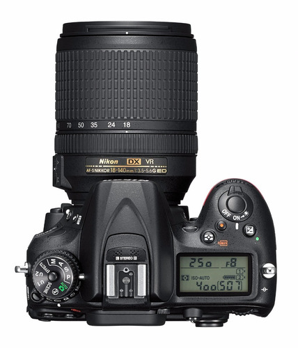 reflex nikon cámara