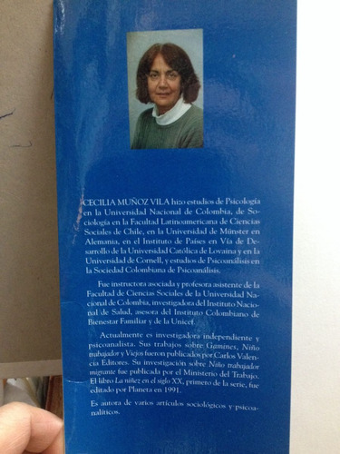 reflexiones sobre la crianza. cecilia muñoz vila. ed. gama