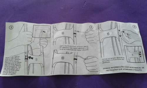reforço do cabo da enceradeira electrolux.
