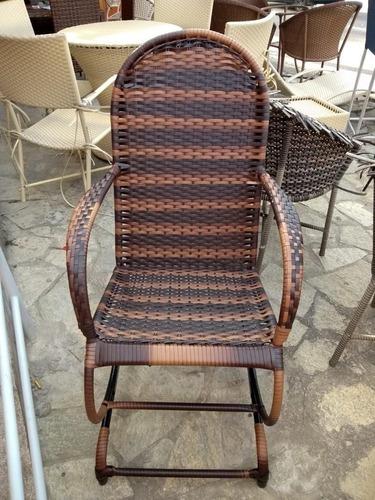 reforma de cadeira de balanço