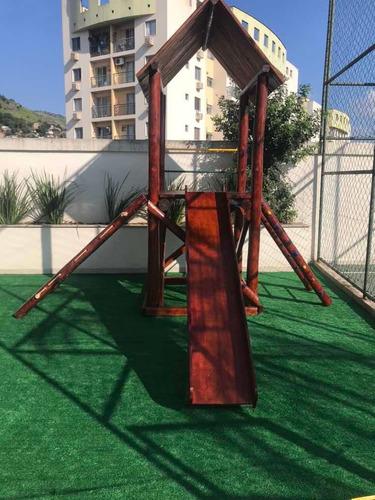 reforma de playground