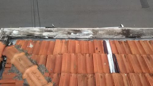 reforma de telhados
