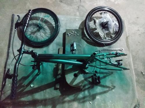 reforma e pintura de bikes