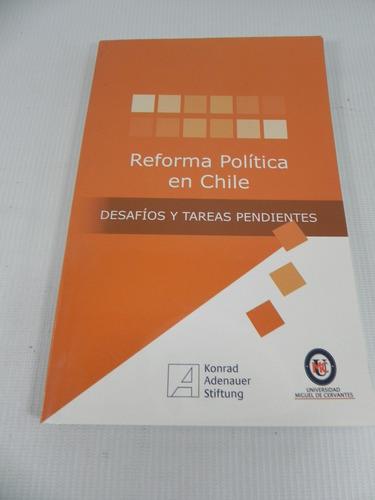 reforma politica en chile konrad adenauer