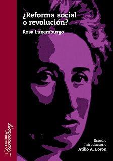 reforma social o revolución rosa luxemburgo  (lx)