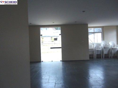*reformado, 62 m² com 2 dorms c/ a.e, cozinha c/ a.e, lazer completo!* - mc974