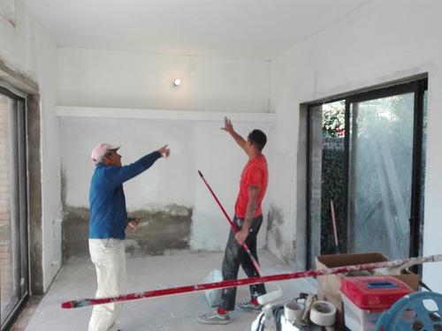 reformas. construcción pintura electricidad