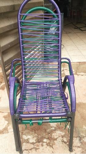 reformas de cadeiras de fio para o junco
